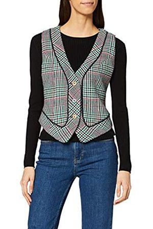 Joe Browns Women's Perfect Check Waistcoat Jacket
