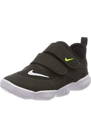 Nike Unisex Kids Free Rn 5.0 (TDV) Competition Running Shoes, / /Anthracite/Volt