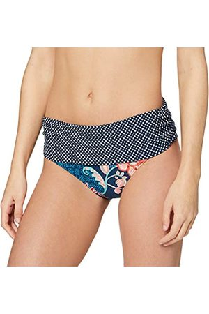 Pour Moi Women's Reef Foldover Brief Bikini Bottoms