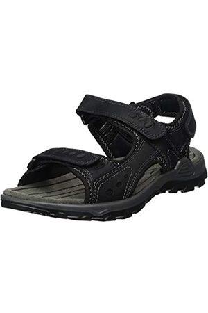 Tom Tailor Men's 8089101 Ankle Strap Sandals, ( 00001)