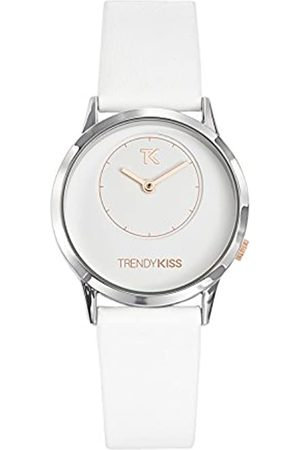 Trendy Kiss Trendy Kiss Womens Analogue Quartz Watch with Leather Strap TG10064-32