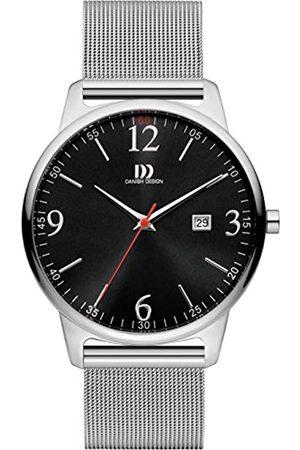 Danish Designs Danish Design Men's Quartz Watch with Dial Analogue Display and Leather Bracelet DZ120447