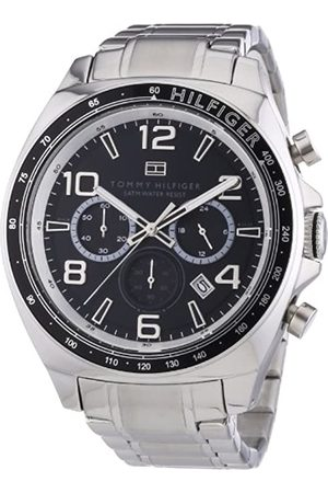 Tommy Hilfiger Colton Men's Quartz Watch with Dial Analogue Display and Stainless Steel Bracelet 1790939