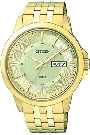 Citizen Men's Analogue Quartz Watch with Stainless Steel Strap BF2013-56PE