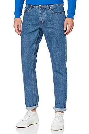 Benetton Men's Pantalone Straight Jeans