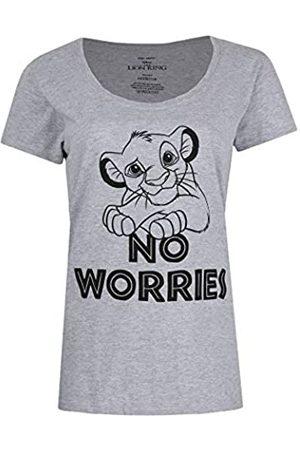 Disney Women's Lion King No Worries T-Shirt