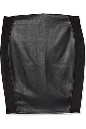 Supermom Women's Maternity Damen Skirt Pu High Waist