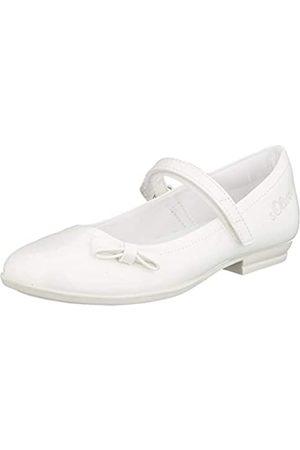 s.Oliver Girls' 5-5-42800-24 Ballet Flats, ( Patent 123)