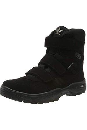 LICO Men's Wildlife V Snow Boots, (Schwarz Schwarz)