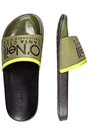 O'Neill Men's Fm Slide cali Sandalen Flip Flops, (Winter Moss 6077)