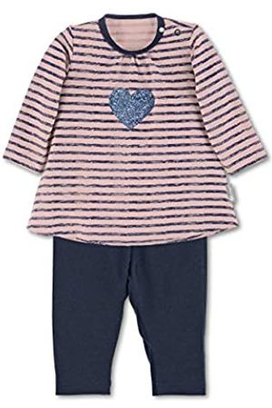 Sterntaler Baby Girls' Tunic with Leggings Dress