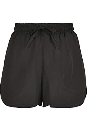 Urban classics Women's Shorts Ladies Viscose Resort Kurze Hose Casual