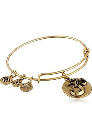 Alex And Ani Om Expandable Charm Bracelet-Tone