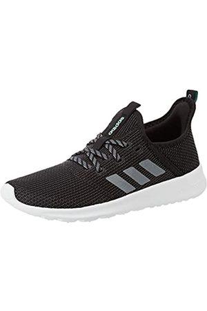 adidas Women's Cloudfoam Pure Running Shoe, Core /Gray/Gray Two F17