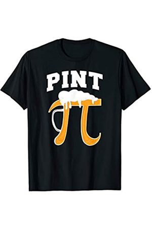 Miftees Pint made out of Pi funny Beer lover Pi T-Shirt