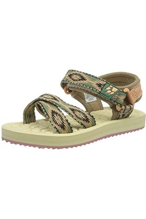 Jack Wolfskin Unisex Kids' Zulu K Sports Sandals, ( /Rose 5254)