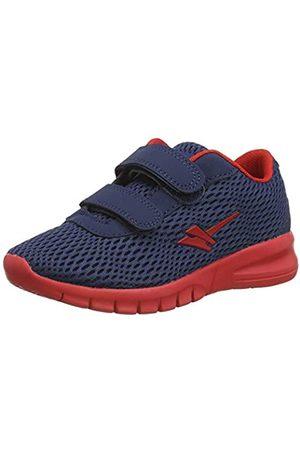 Gola Boys' BETA 2 Velcro Fitness Shoes, (Navy/ Er)