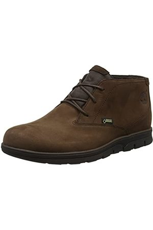 Timberland Men's Bradstreet Casual Chukka Gore-Tex High-top Sneakers, (Dark Nubuck)