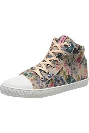 s.Oliver Womens Hi-Top Trainers