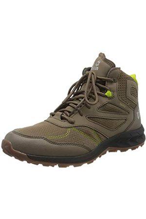 Jack Wolfskin Men's Woodland Texapore Mid M High Rise Hiking Shoes, ( /Phantom 5232)