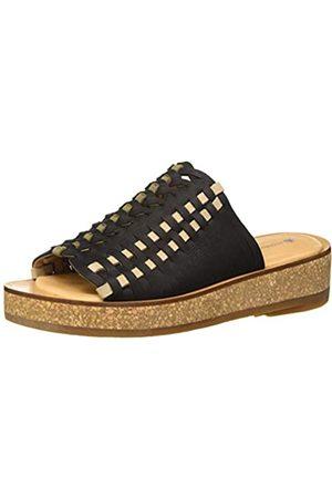 El Naturalista Women's N5593 Pleasant TÜLBEND Open Toe Sandals