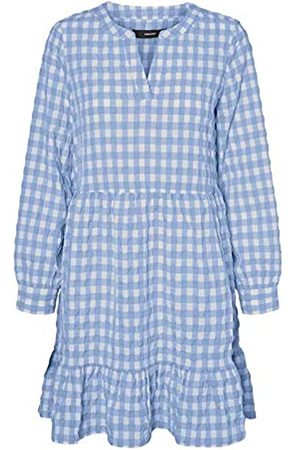 Vero Moda Women's Vmkimi W/l Short Dress WVN