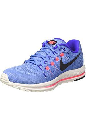 Nike Women's WMNS Air Zoom Vomero 12 Running Shoes, (Polar/Paramount /Aluminum/ )