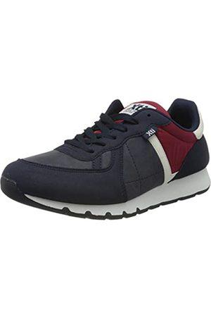 Leatherman Men's 49684 Low-Top Sneakers, (Navy Navy)