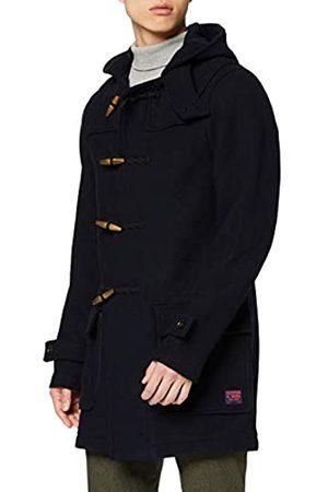 Scotch&Soda Men's Classic Long Duffle Coat Jacket
