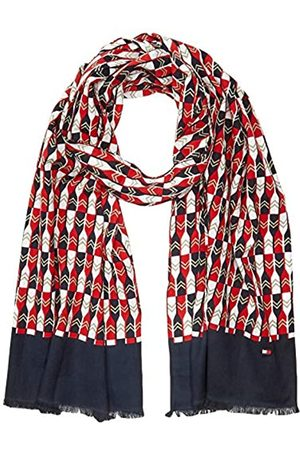 Tommy Hilfiger Men's Scarf (Rowing Print 0GA)