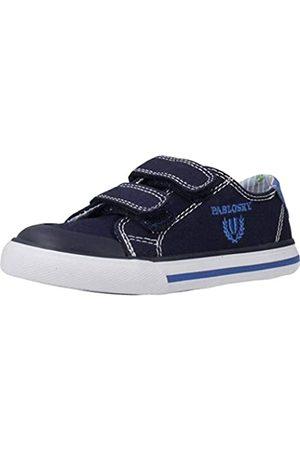 Pablosky Baby Boys Open Back Slippers, (Azul 960921)