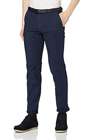 Scotch&Soda Men's Mott- Classic Garment-Dyed Chino Trouser