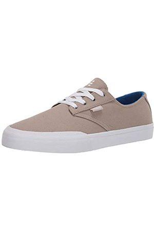 Etnies Unisex Adult Jameson Vulc LS Skateboarding Shoes, (048-Stone 048)