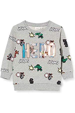 Name it Boy's Nmmavengers Ikra Sweat Bru Wdi Sweatshirt