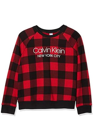 Calvin Klein Women's L/s Sweatshirt Thermal Trousers