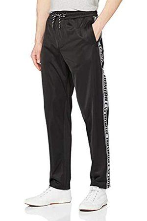 Armani Men's Logo Tape Tracksuit Bottom Sports Trousers