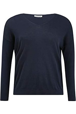 TOM TAILOR MY TRUE ME Women's Basic V-Neck Sweater