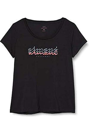 Armani Exchange Women's Triple T-Shirt