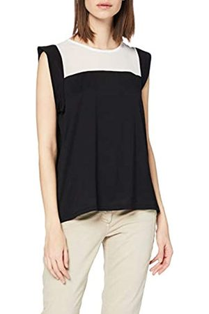 Sisley Women's Blusa Long Sleeve Top