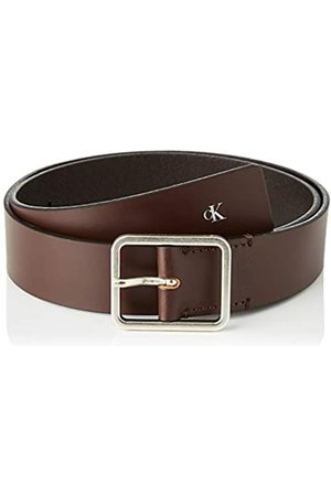 Calvin Klein Jeans Men's CKJ Uniform Workman Belt 35MM (Bitter Bap)