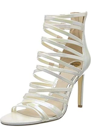 Buffalo Women's JULICA Ankle Strap Sandals, ( 001)