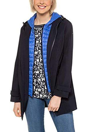 GINA LAURA Women's Softshelljacke, Fake Innenweste Shell Jacket