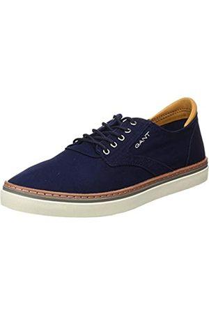 GANT Men's Prepville Low-Top Sneakers, (Marine G69)