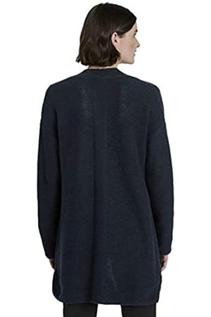 TOM TAILOR Women's Baumwoll Cardigan Sweater