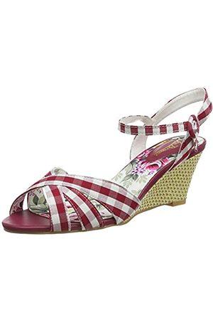 Joe Browns Women's American Diner Wedge Sandals
