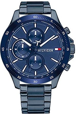 Tommy Hilfiger Men's Analogue Quartz Watch with Stainless Steel Strap 1791720