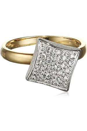 MISIS N't Women's Ring - 925 Sterling Silver- Zirconia-An02972