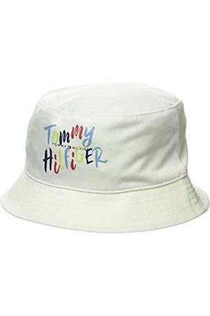 Tommy Hilfiger Girl's Bucket HAT Logo REV Cap, ( / Mix 0JV)