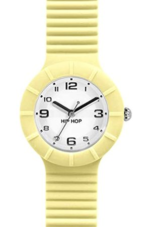 Hip Hop Watch Woman Numbers Collection dial e watchband in Silicone