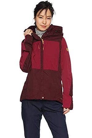 Fjällräven Women's Keb Jacket W, Dark Garnet/Plum